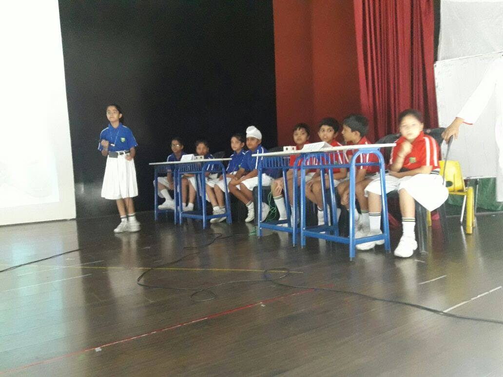 INTER-HOUSE GENERAL KNOWLEDGE QUIZ COMPETITION   The
