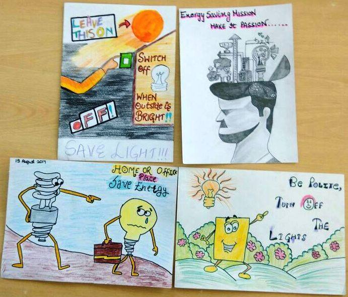 Results Poster Making Competition Conserving Electricity The