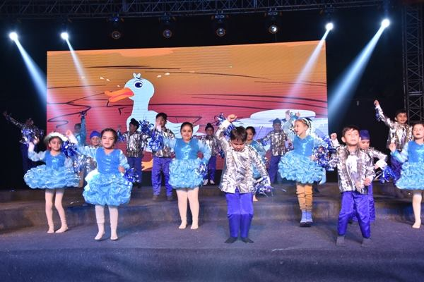 The Elixir-Annual Show - The Millennium School, Amritsar