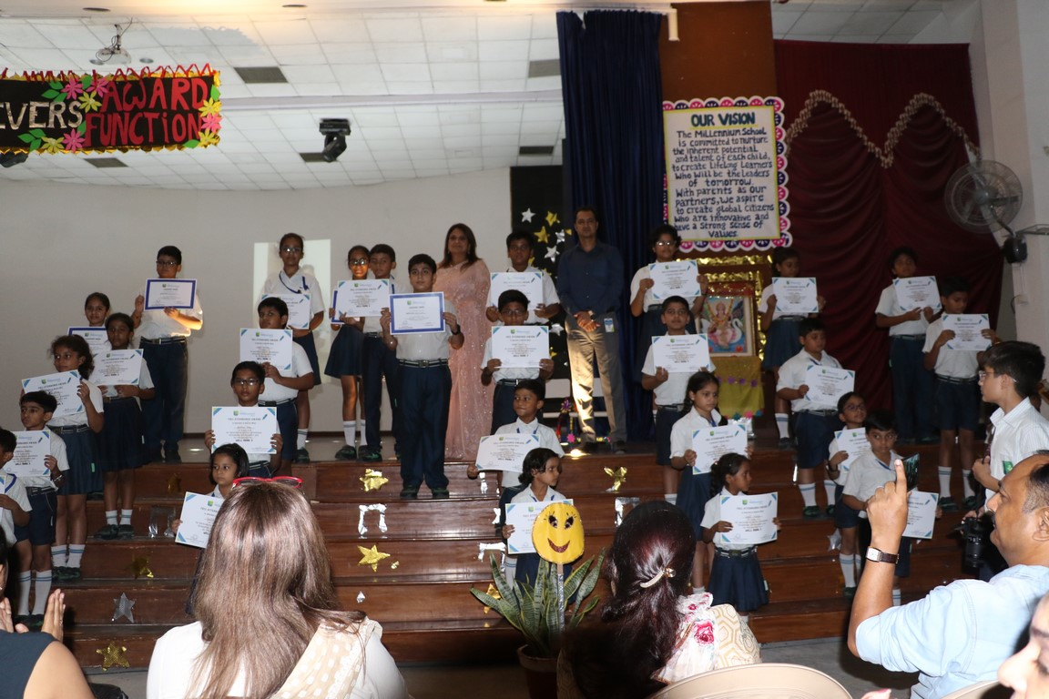 Annual Award Ceremony for the students