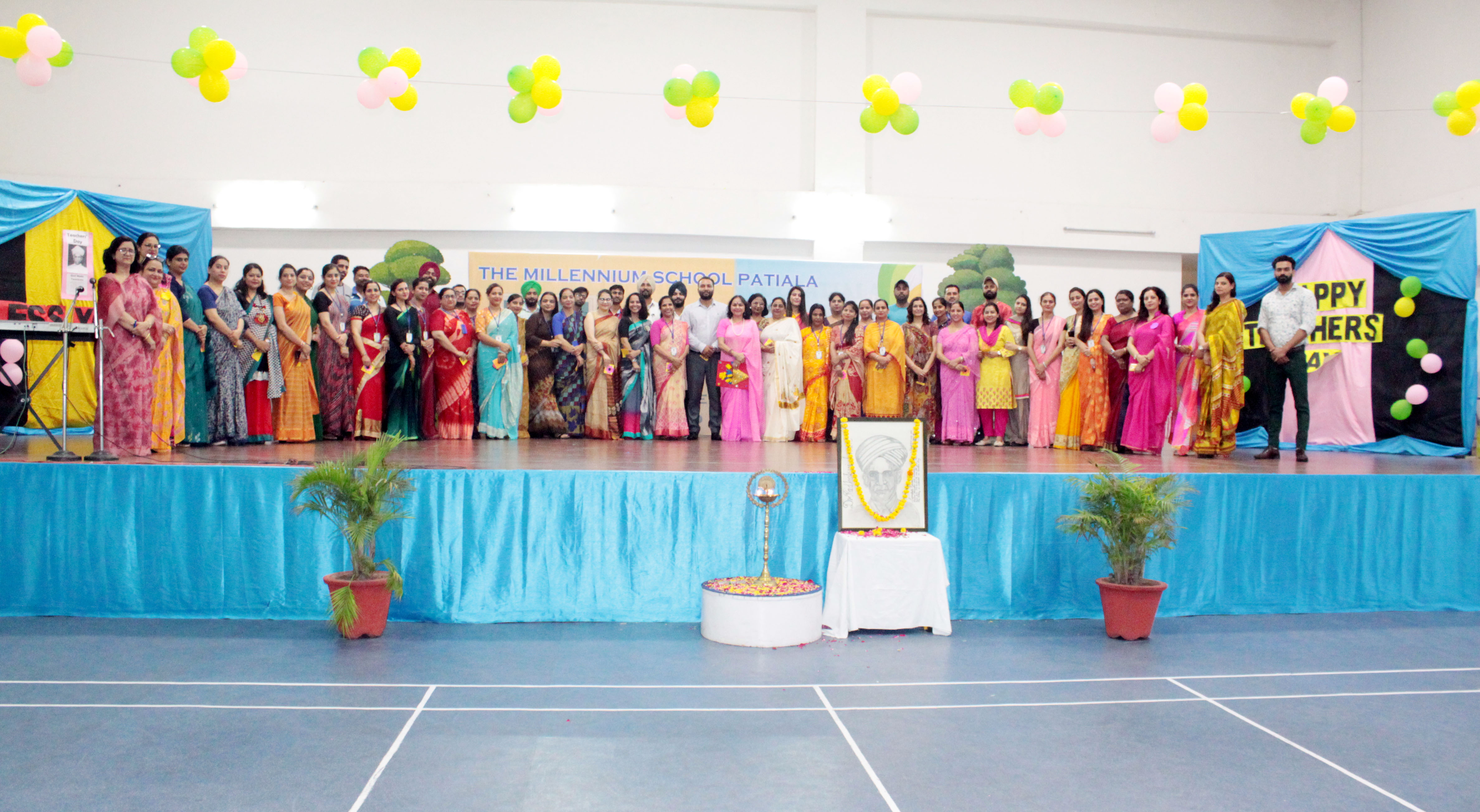 Special Assembly on the occasion of Teachers' Day